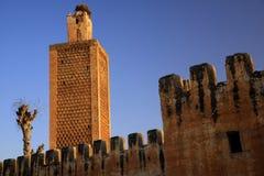 Moroccan kasbah Royalty Free Stock Image
