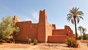 Moroccan Kasbah Stock Photos