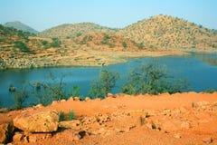 Moroccan landscape Stock Images