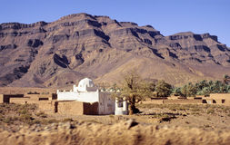 Moroccan marabout Royalty Free Stock Photos