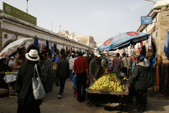 Moroccan market Stock Photos