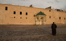 Moroccan medina Stock Images