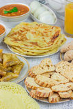 Moroccan meza Stock Photography