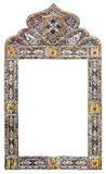 Moroccan mirror frame Royalty Free Stock Images