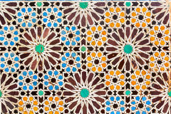 Moroccan mosaic Stock Photo