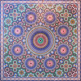 Moroccan mosaic Stock Images
