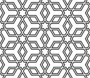 Moroccan mosaic seamless Stock Photos