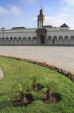 moroccan moské Fotografering för Bildbyråer