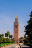 Moroccan Mosque Royalty Free Stock Photography