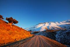 Moroccan mountains Royalty Free Stock Photos