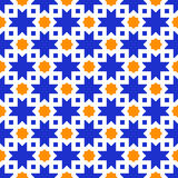 Moroccan ornament Stock Image