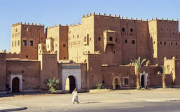 Moroccan palace Royalty Free Stock Photos