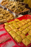 Moroccan pastry Stock Image