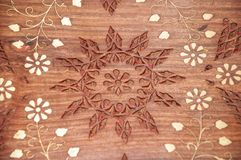 Moroccan Pattern On Household Items Royalty Free Stock Photography