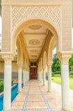 Moroccan Pavilion in Putrajaya Malaysia Royalty Free Stock Image