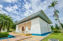 Moroccan Pavilion in Putrajaya Malaysia Stock Photos