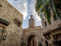 Moroccan pavilion, World Showcase, Epcot Royalty Free Stock Photos