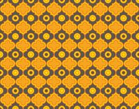 Moroccan Quatrefoil Seamless Pattern Mosaic Ogee Vector stock photos