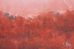 moroccan röd vägg Royaltyfria Foton