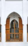 Moroccan riad Stock Image