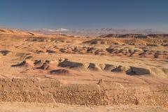 Moroccan rock desert Stock Photography