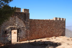 Moroccan Ruins Stock Photography