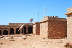 Moroccan Ruins Stock Photo