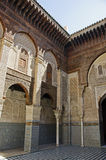 Moroccan Sanctuary Royalty Free Stock Image