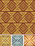 Moroccan Seamless Tile Stock Photo