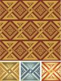 Moroccan Seamless Tile Stock Photo