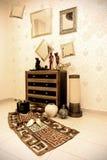 Moroccan sepia Royalty Free Stock Photos