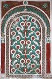 Moroccan shape Stock Image