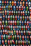 Moroccan shoes souvenirs Royalty Free Stock Images