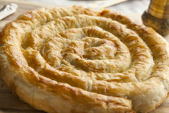 Moroccan Snake Shaped Pastry Royalty Free Stock Photos