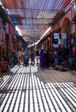 Moroccan Souk Stock Images