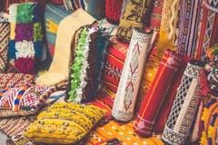 Moroccan souvenir shop Stock Photo