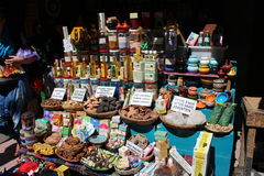 Moroccan Souvenirs Royalty Free Stock Photo