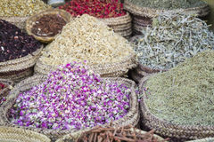 Moroccan spices Stock Photos