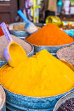Moroccan spices Stock Image