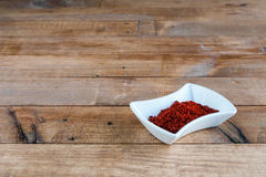 Moroccan spices Royalty Free Stock Photos