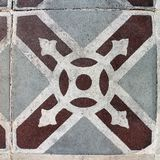 Moroccan Style Decorative Tile Stock Photography