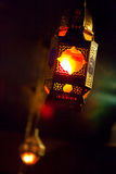 Moroccan Style Lantern Stock Images