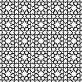 Moroccan style mosaic pattern Royalty Free Stock Image