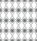Moroccan style mosaic pattern Stock Photo