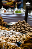 Moroccan sweets Royalty Free Stock Photo