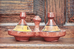 Moroccan tagine Royalty Free Stock Photography