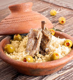 Moroccan tagine Stock Photos