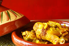 Moroccan tajine Stock Photos