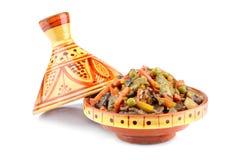 Moroccan tajine Stock Image