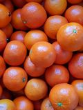 moroccan tangerines background royalty free stock photography